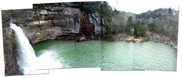 Superieur Desoto Falls   Click For Larger Picture.